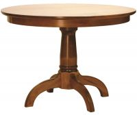 Chimney Rock Single Pedestal Table