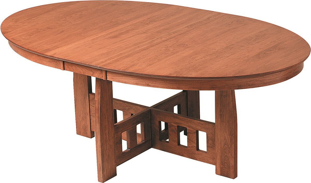 Cooks Valley Elliptical Table
