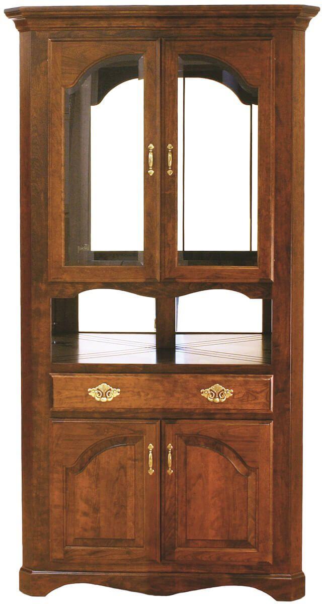 Dartmoor Corner Cabinet