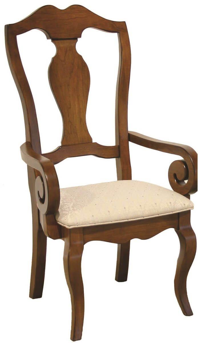 Eliana Traditional Arm Chair