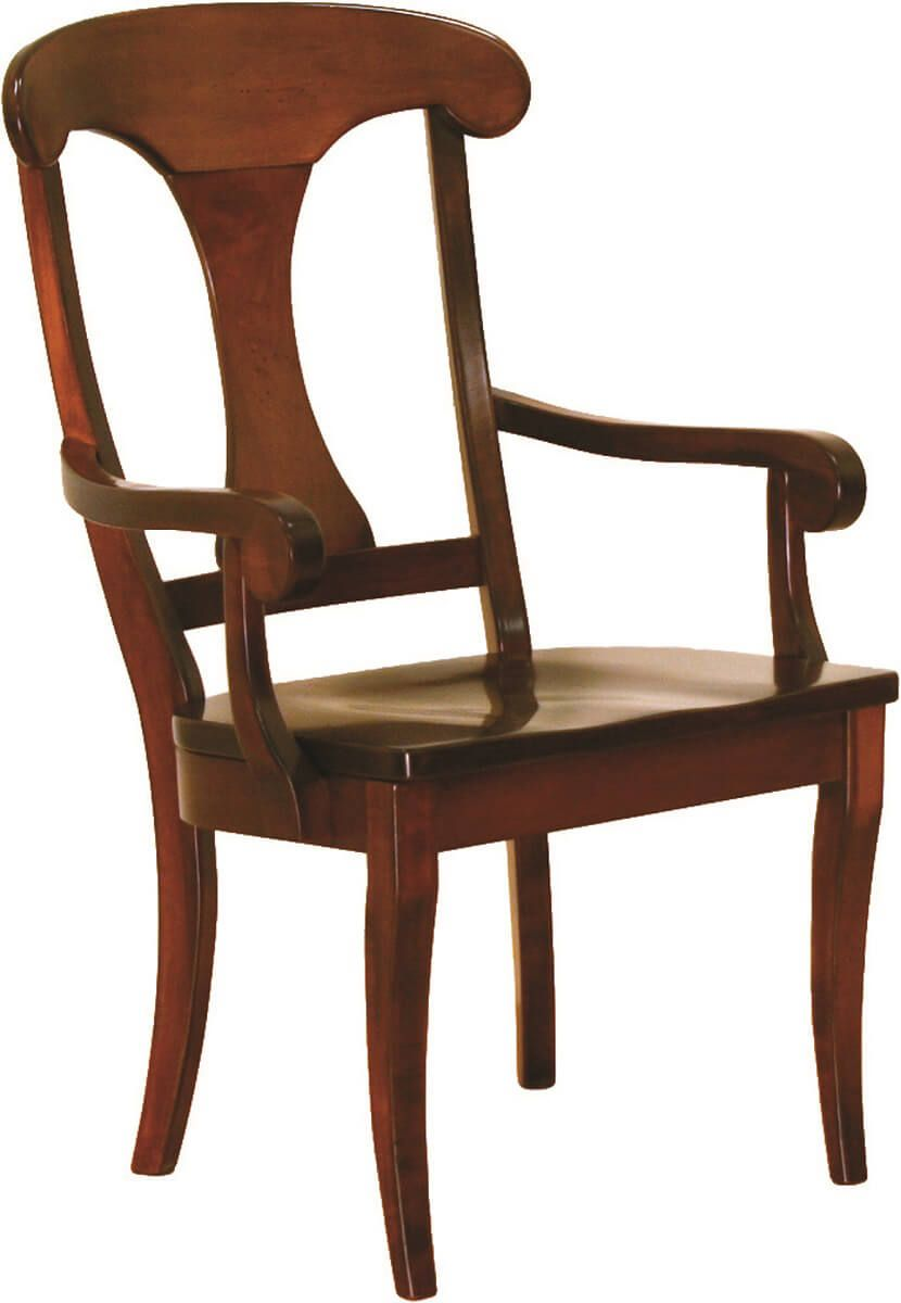 Halsey Kitchen Chair - Countryside Amish Furniture
