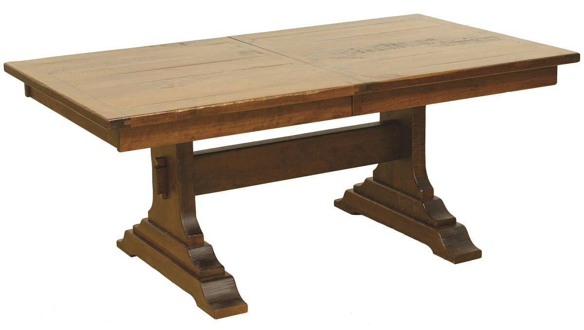 Shown in Distressed Cherry