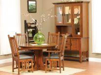 Hurley Mission Dining Set