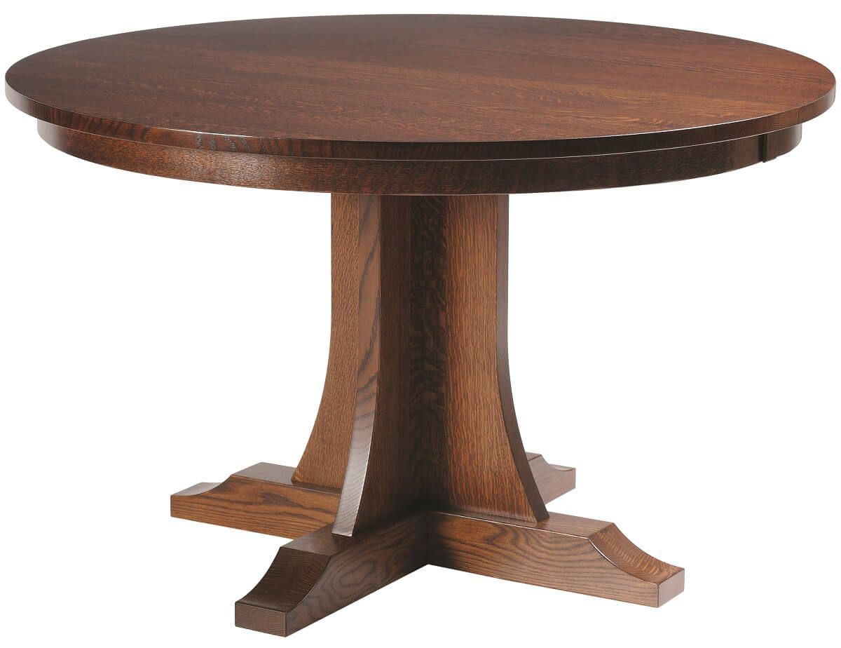 Hurley Single Pedestal Table