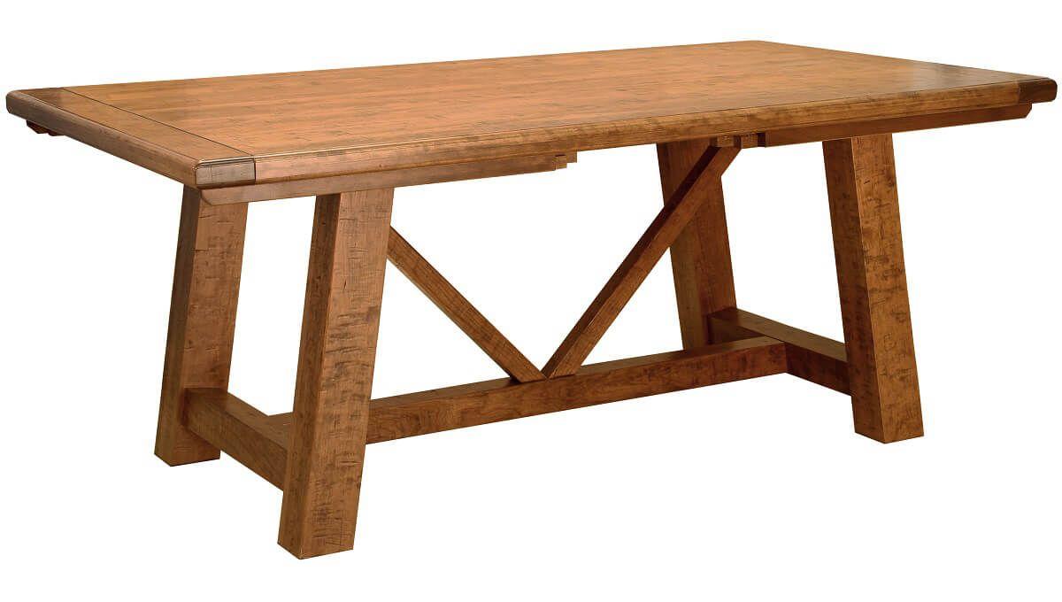 Lamesa Trestle Table