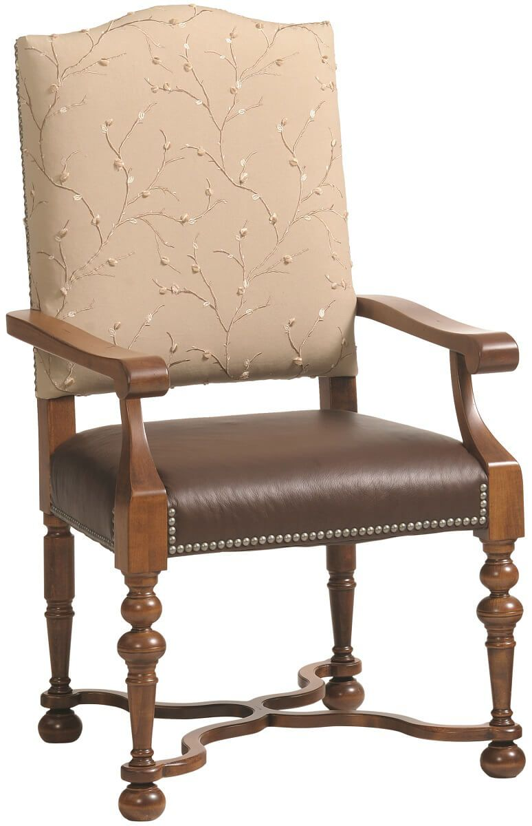 Lockheart Upholstered Arm Chair
