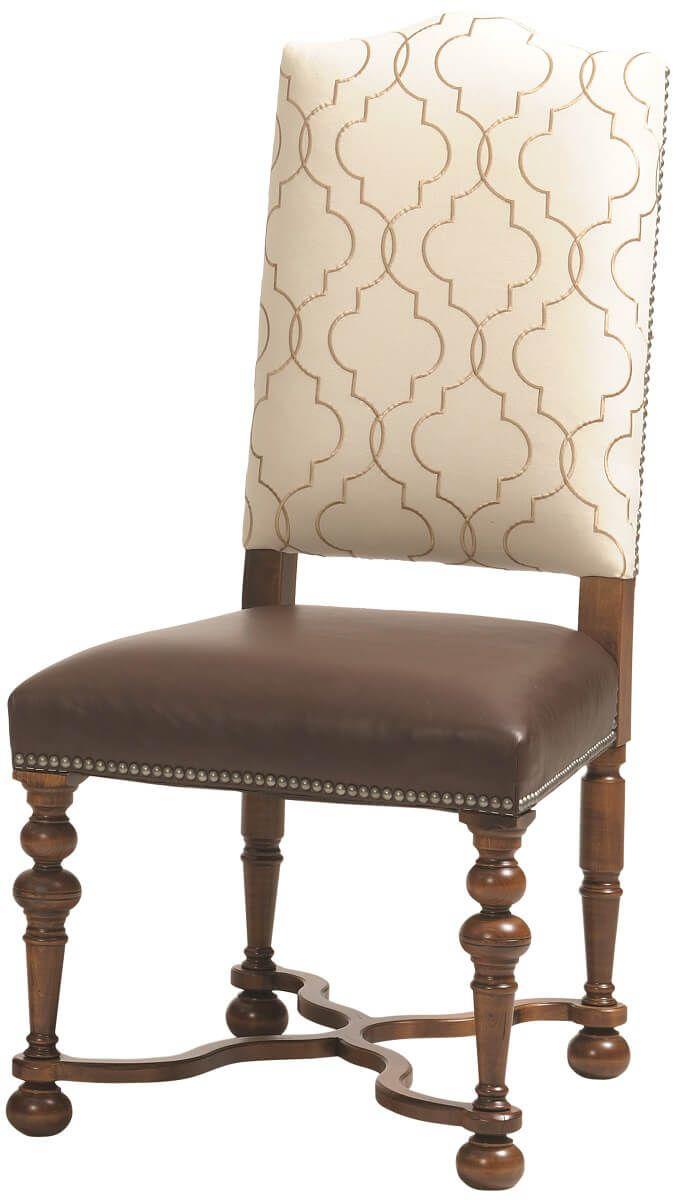 Lockheart Upholstered Side Chair