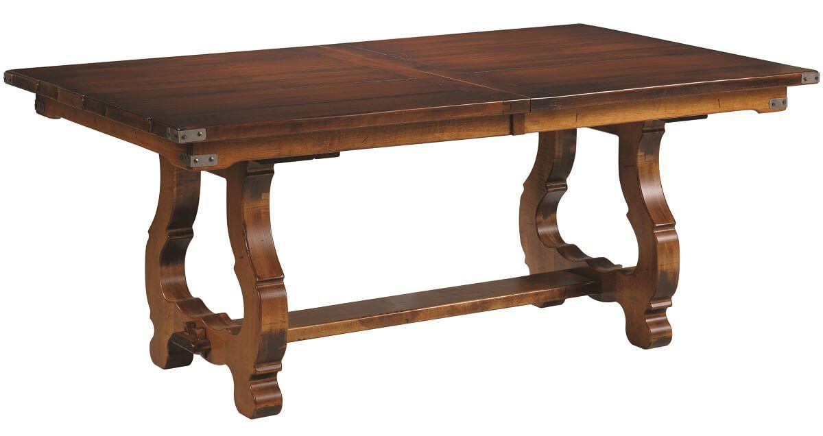Lockheart Trestle Table
