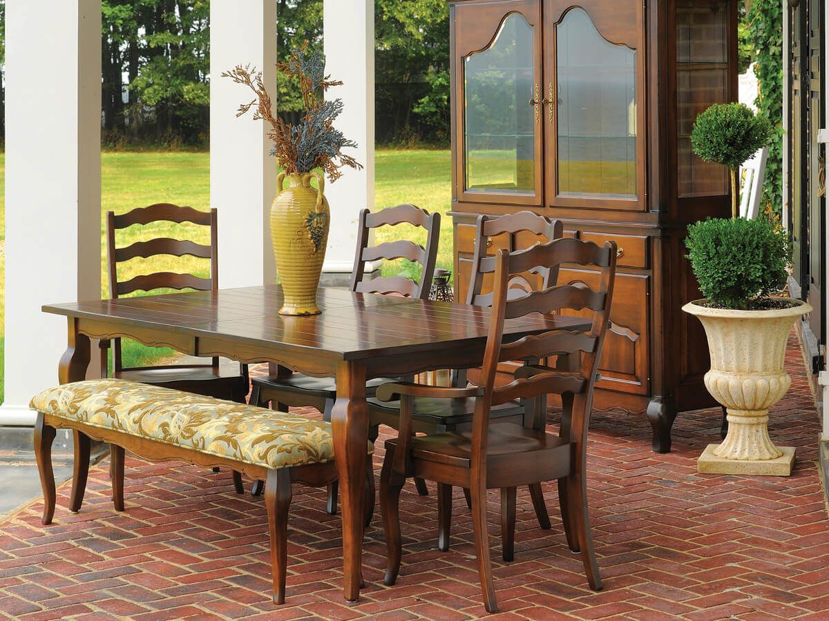 Munich French Country Dining Set