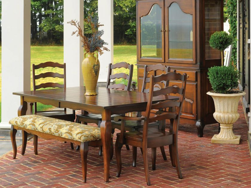 Munich Dining Set Countryside Amish Furniture