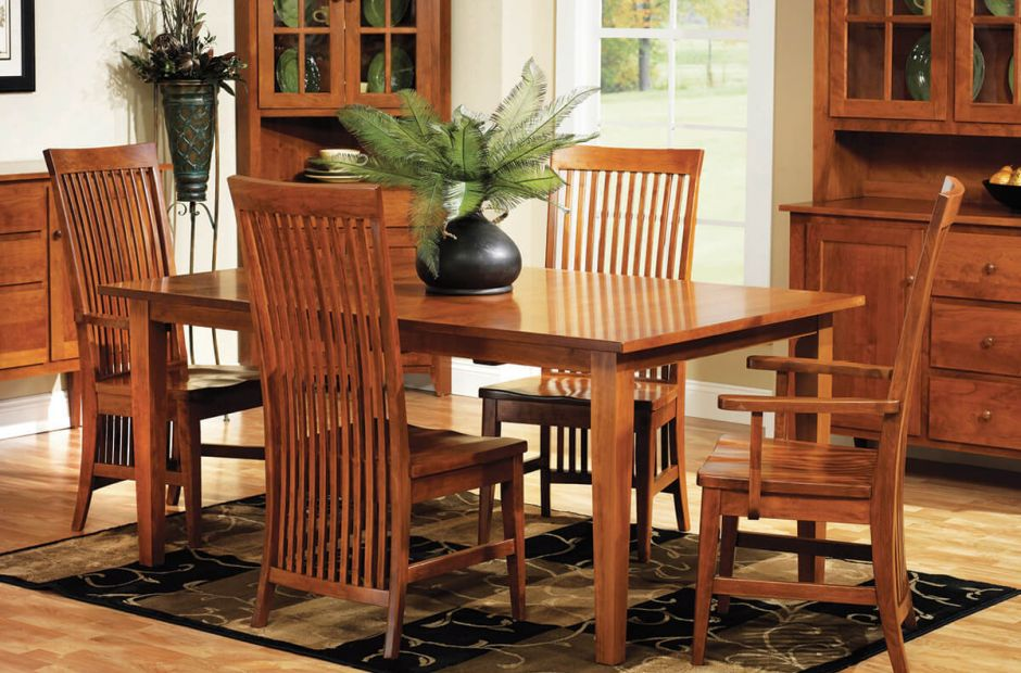 Olney Dining Room Set Countryside Amish Furniture Unique Shaker Dining Room Chairs