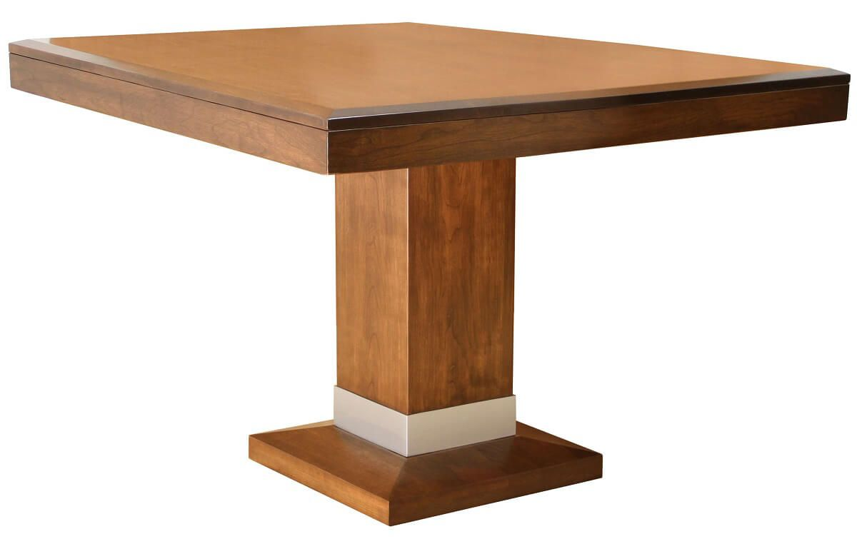 O'Neal Single Pedestal Table