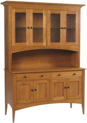 Redmond 4-Door China Cabinet