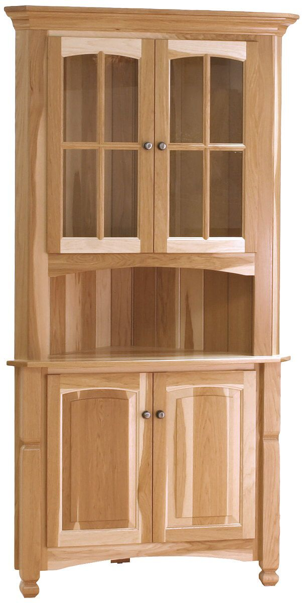 Sanibel Corner Hutch