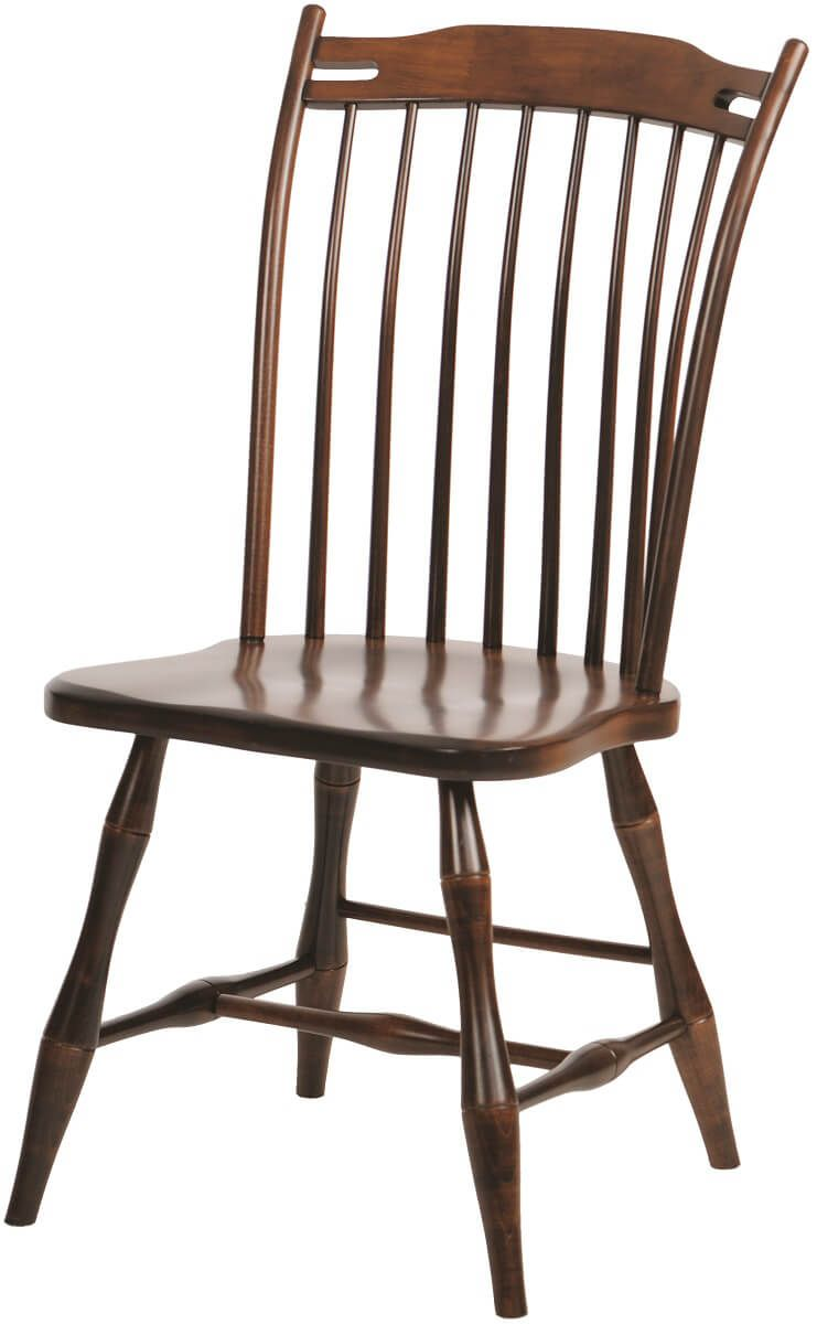 Tully Thumb Back Dining Side Chair