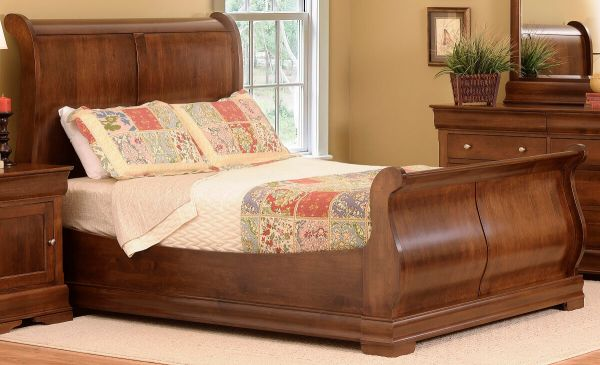 Altamonte Springs Sleigh Bed
