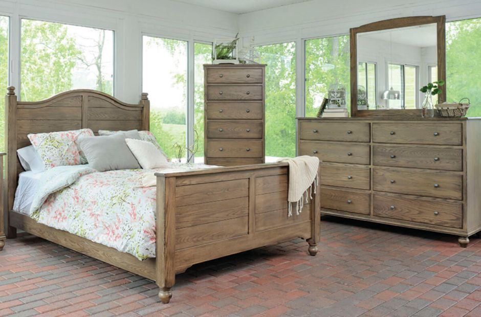 Barstow Bedroom Set image 1