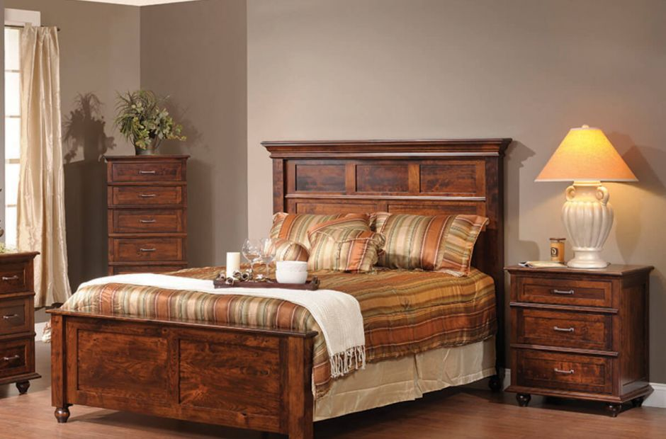Buffalo Creek Bedroom Set image 1