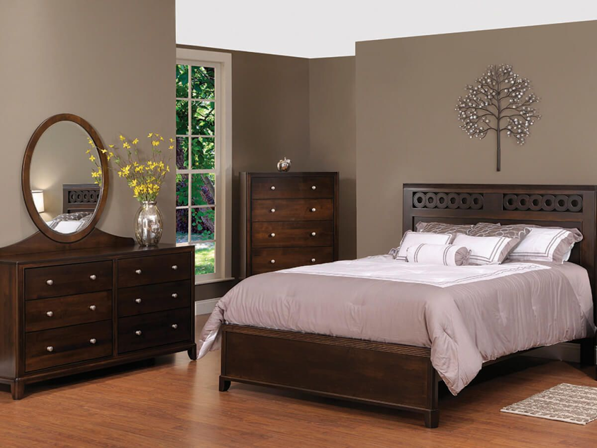 Cortlandville Bedroom Set