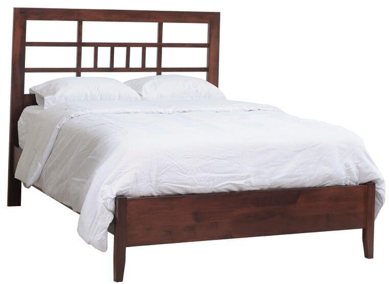 Endicott Lattice Bed
