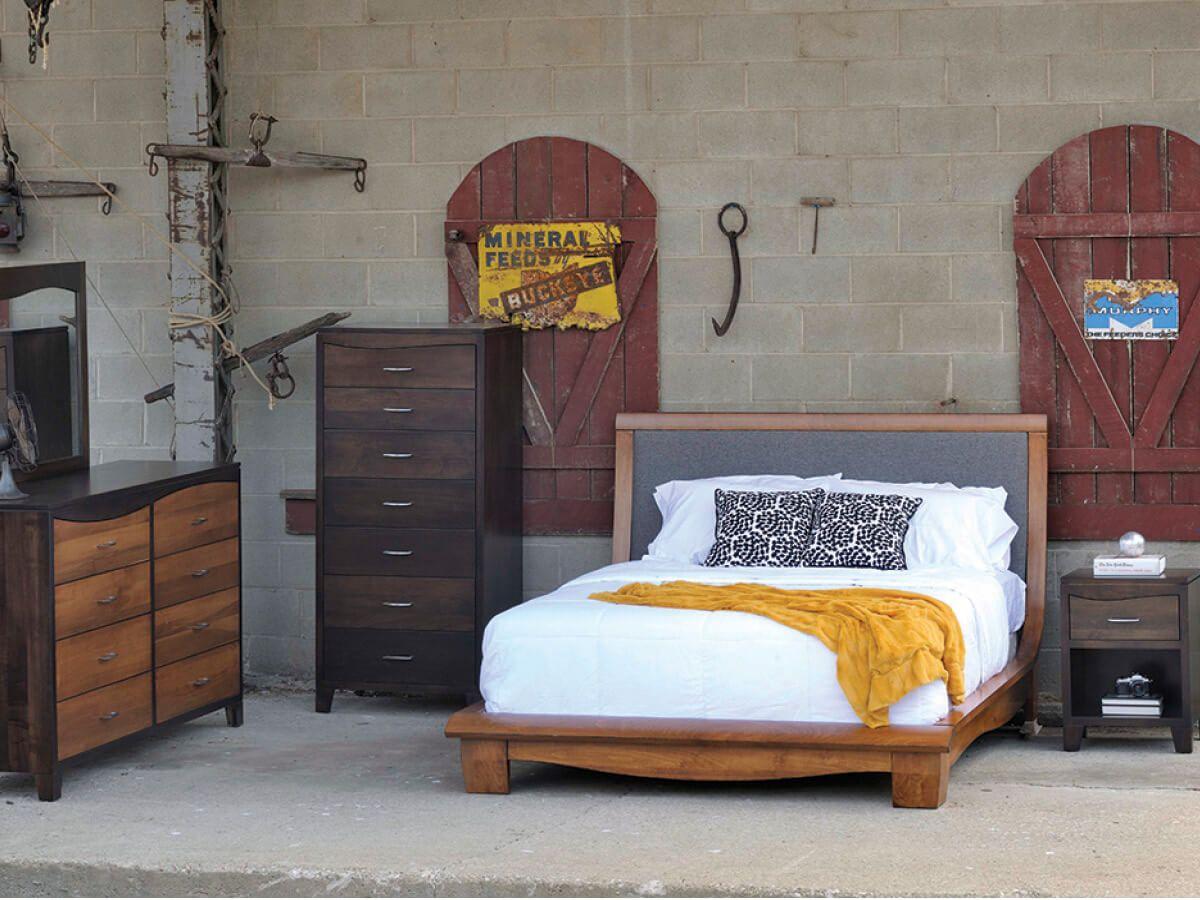 Nestucca River Bedroom Set
