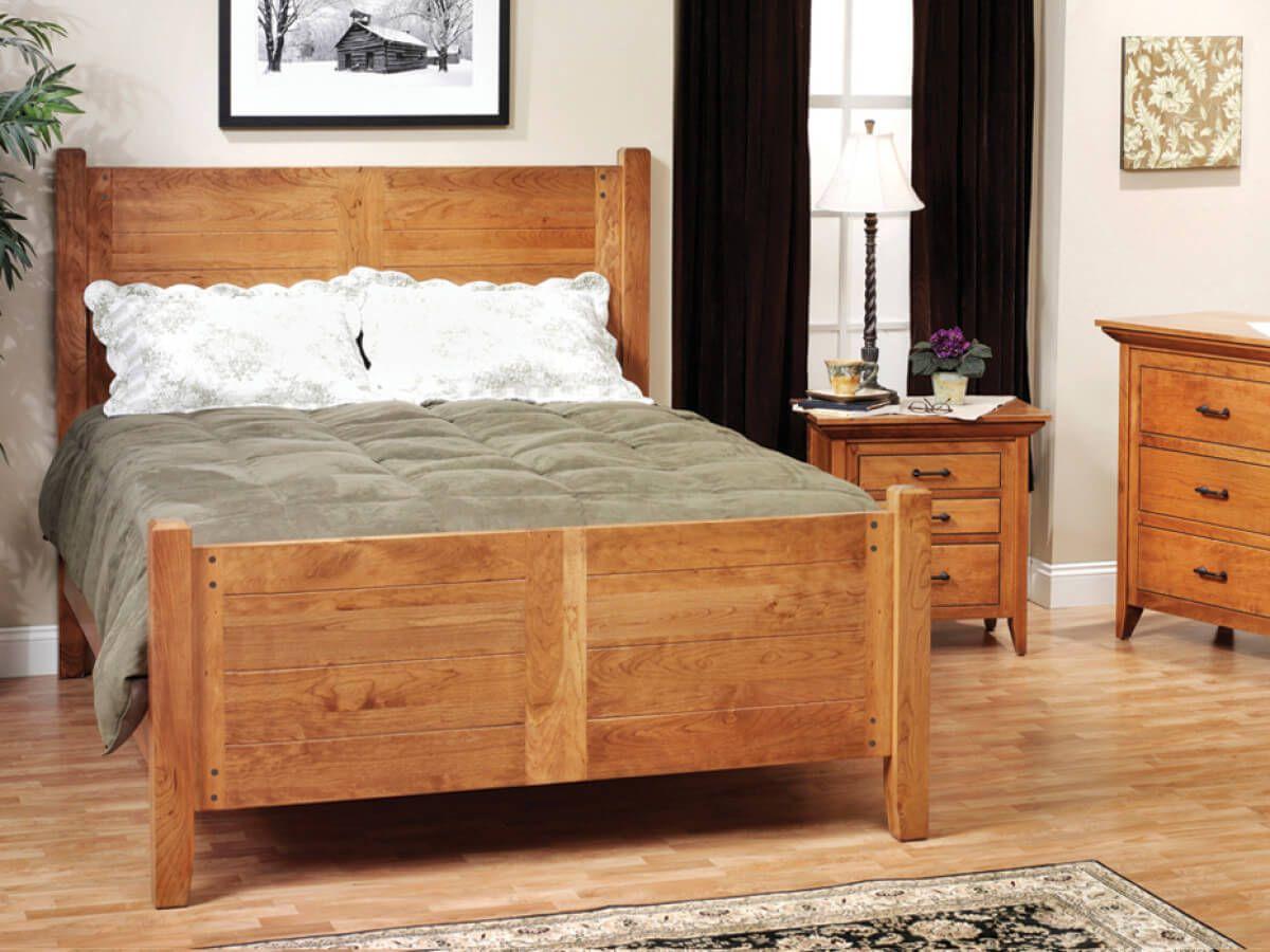 Ostego Bedroom Set