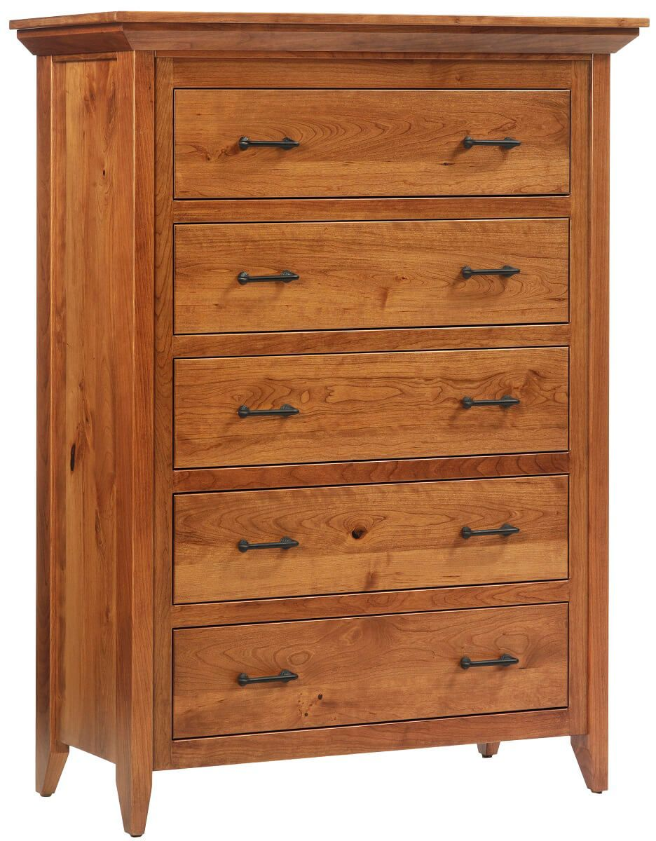 Shaker Style Chest of Drawers