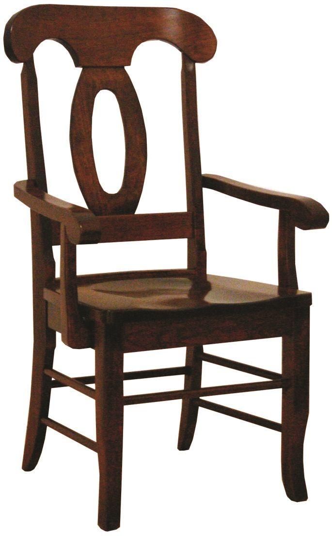Alpharetta Dining Arm Chair