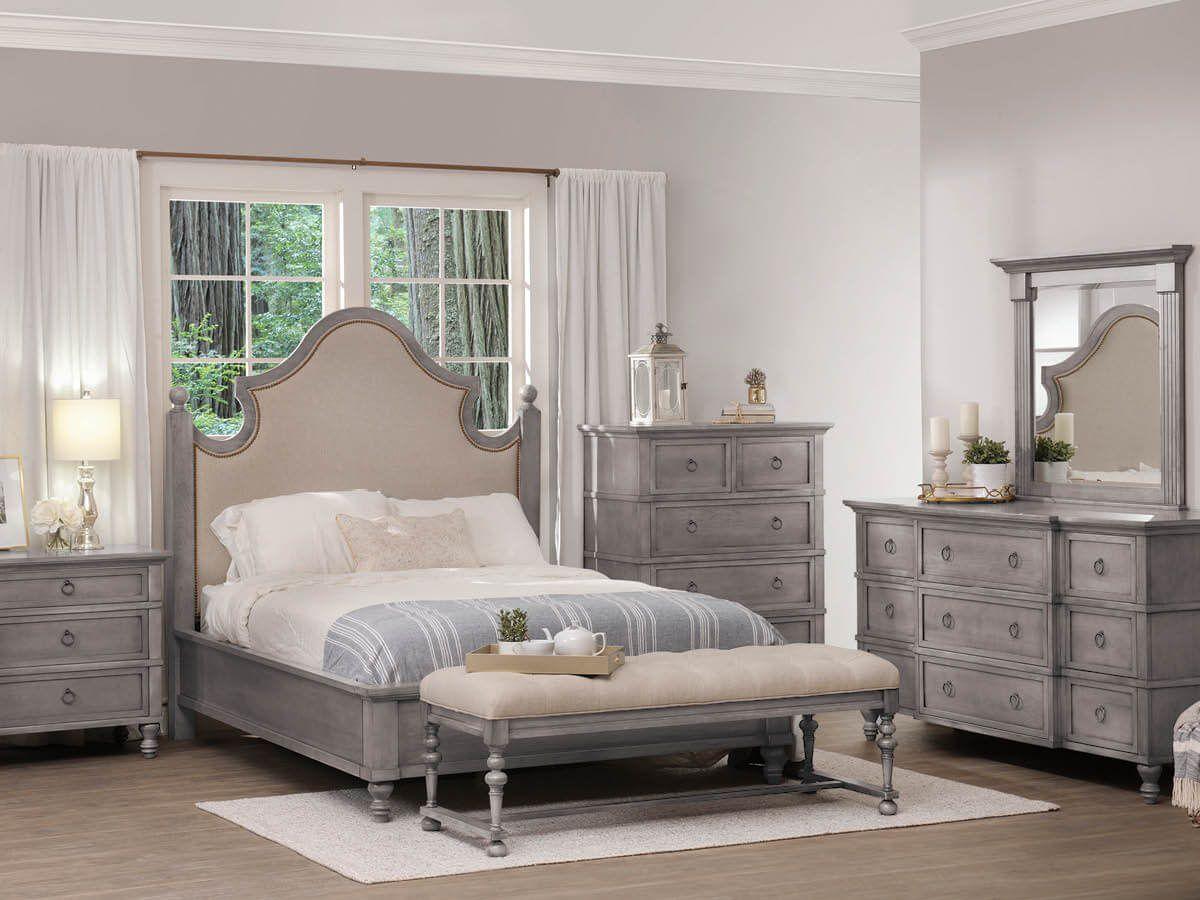 Canal Fulton Bedroom Set