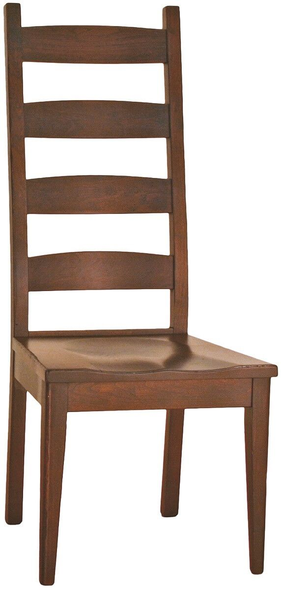 Lamesa Ladderback Side Chair