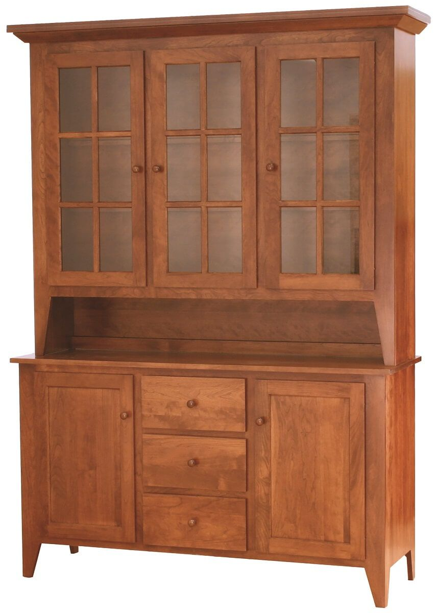 Olney 3-Door Hutch