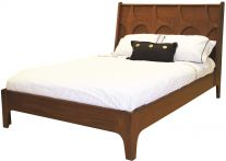 Woodruff Overlay Panel Bed