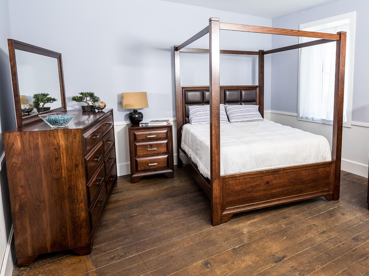 Birchwood Bedroom Set