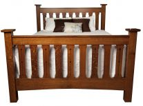 Canon City Slat Bed