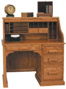 Connelly Petite Rolltop Desk