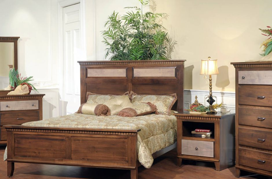 Denham Springs Bedroom Set image 1