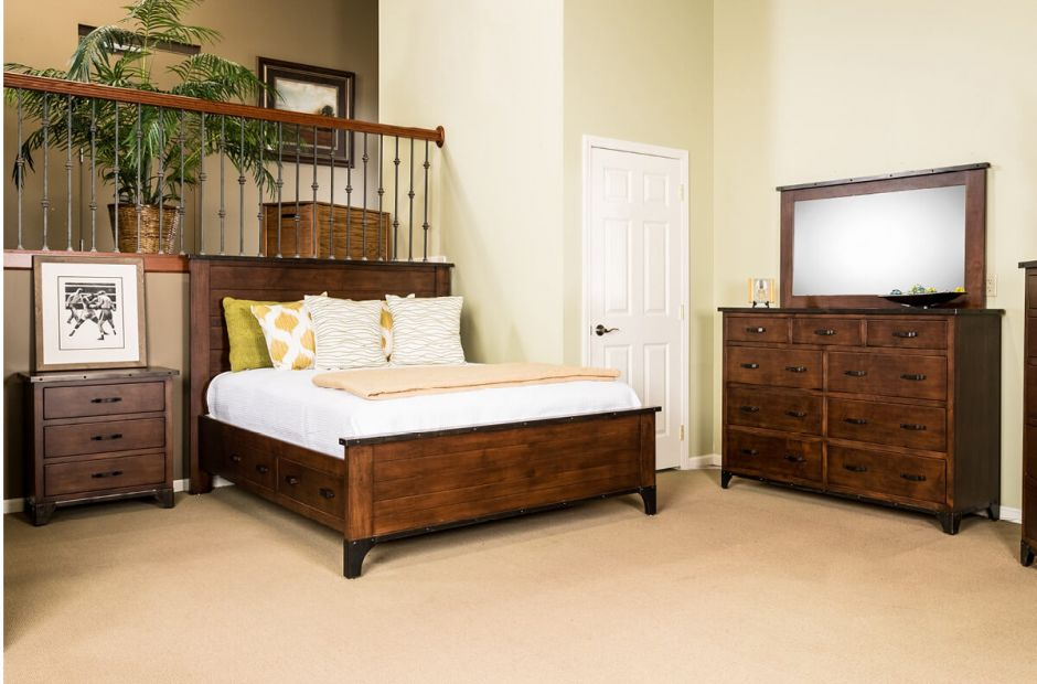 Murfreesboro Bedroom Collection Image 1