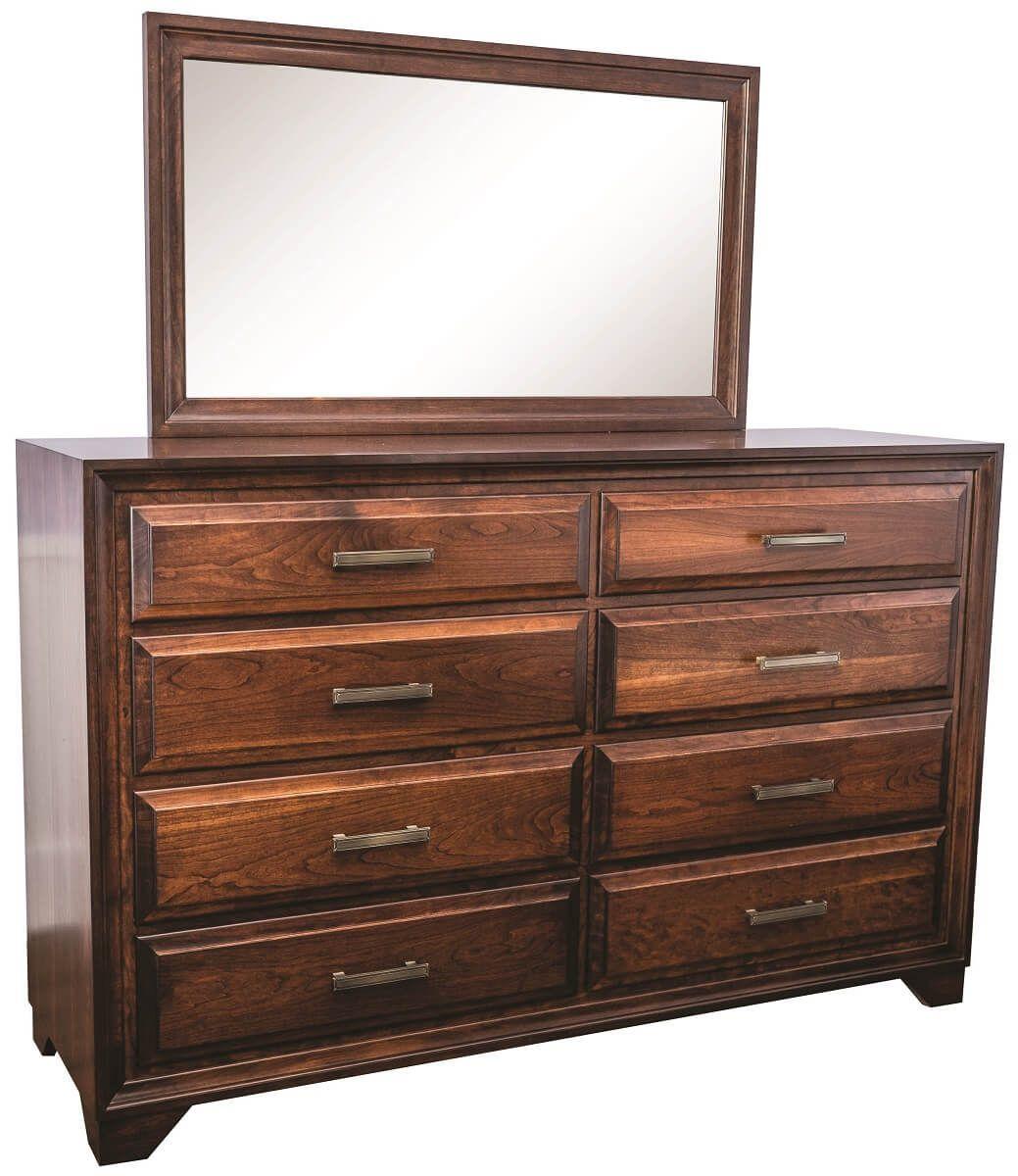 Birchwood 8-Drawer Dresser