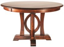 Campton Single Pedestal Table