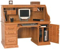 Connelly Computer Rolltop Desk