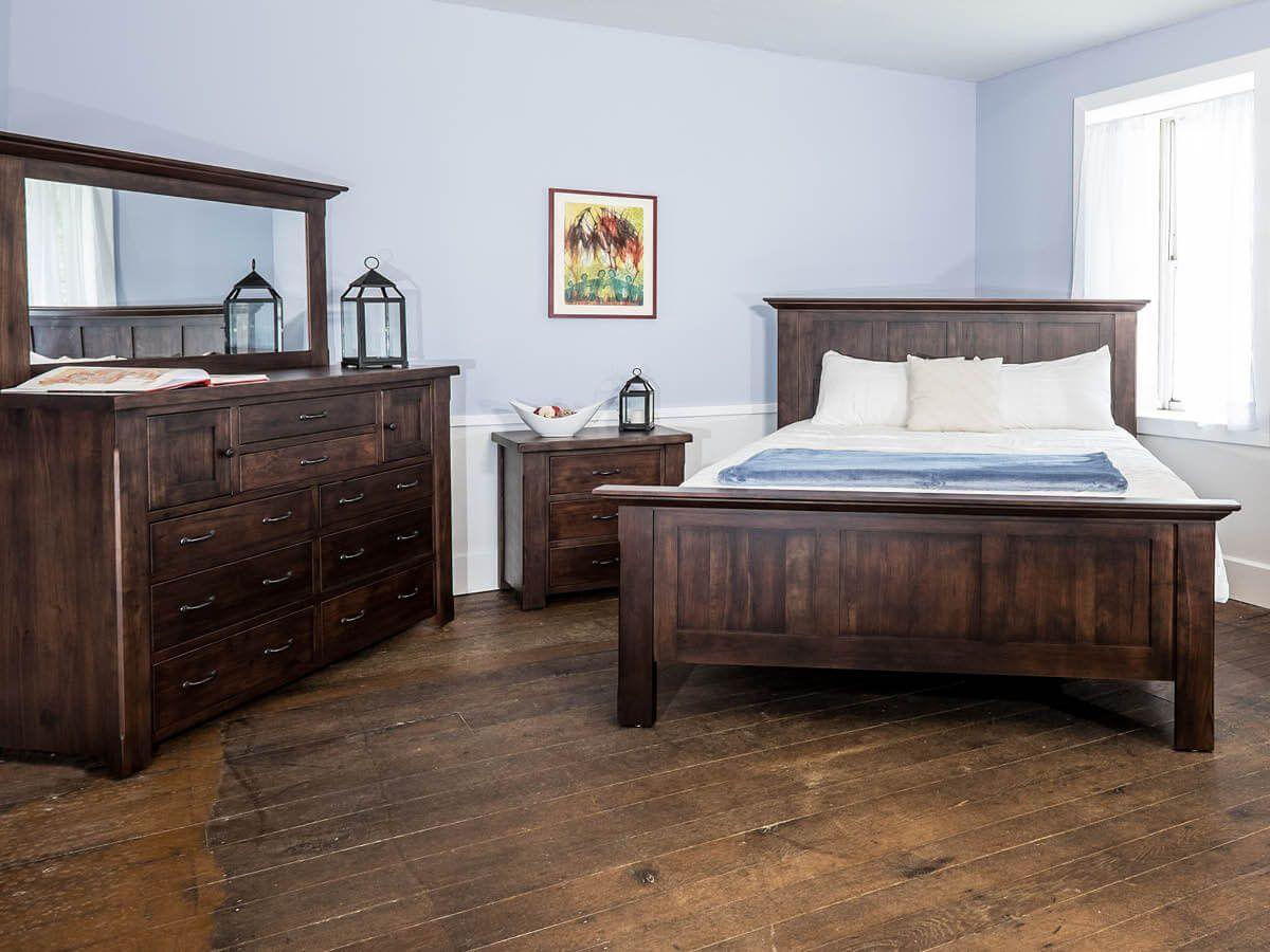 New Milton Bedroom Set