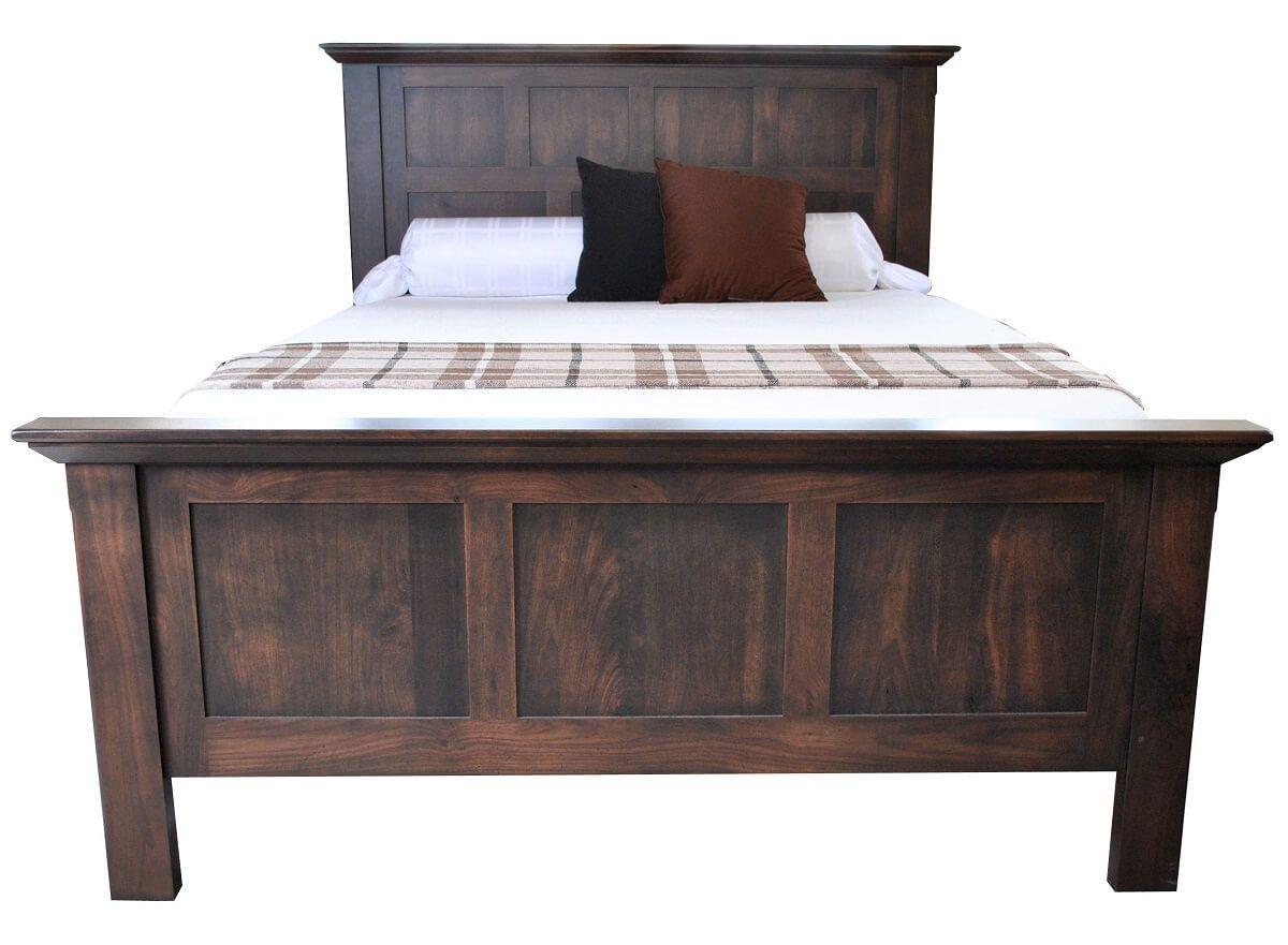 New Milton Panel Bed