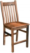 Benton Reclaimed Bar Chair