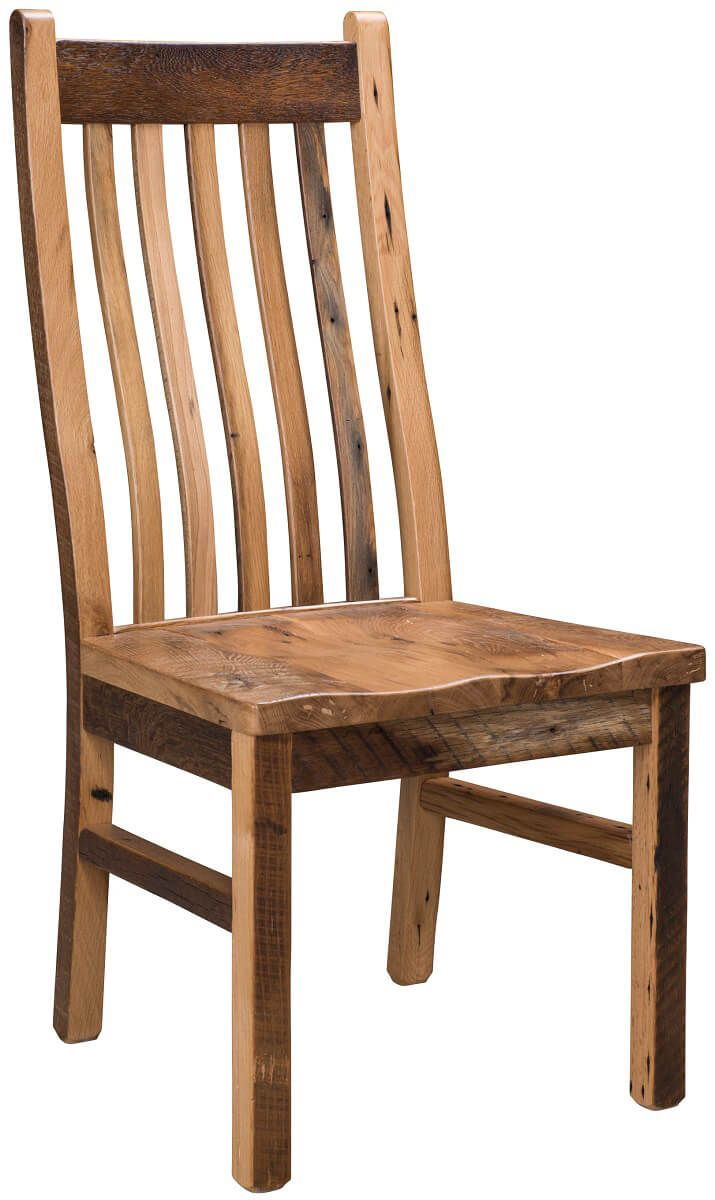 Bernice Reclaimed Side Chair