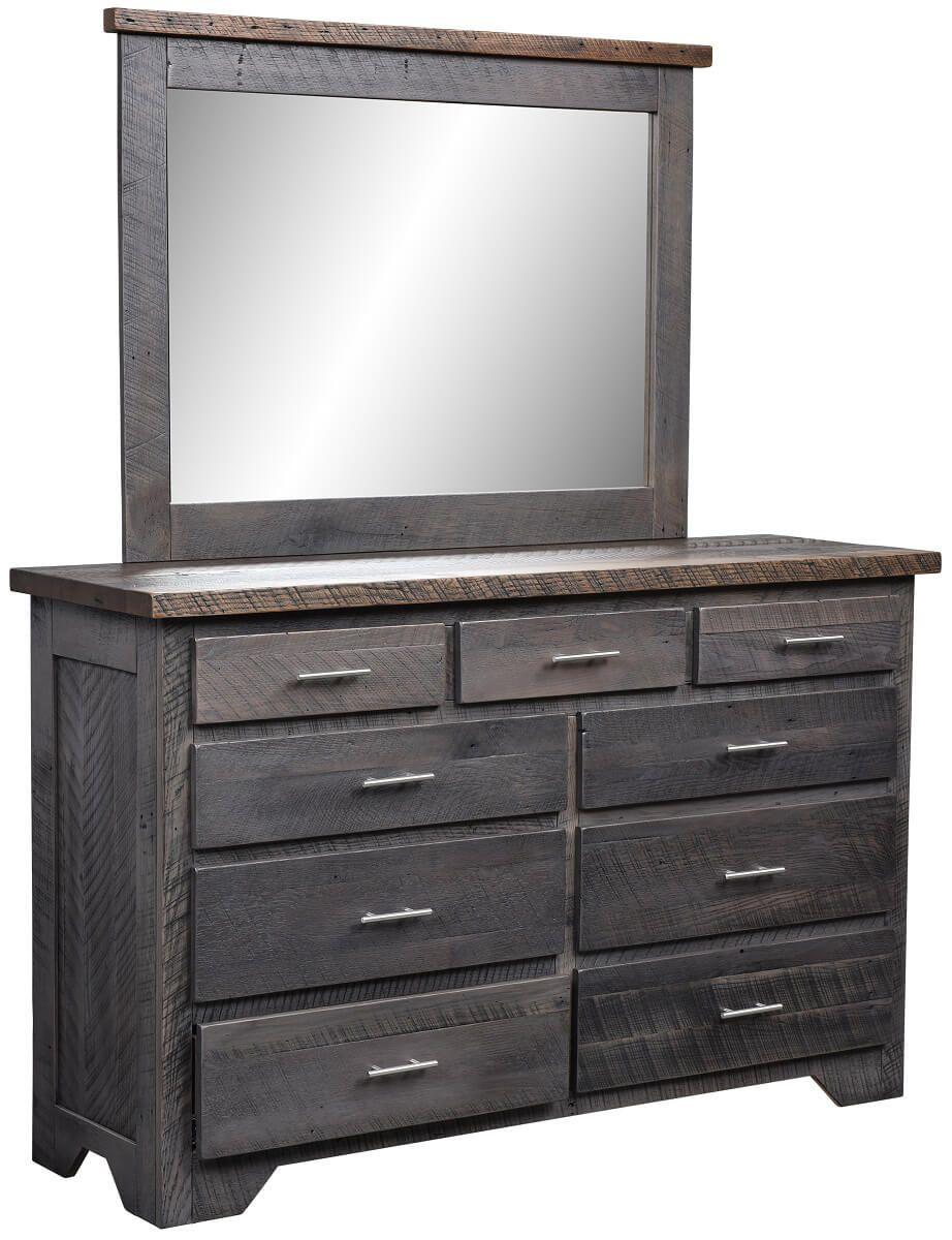 Bucksport Reclaimed Dresser