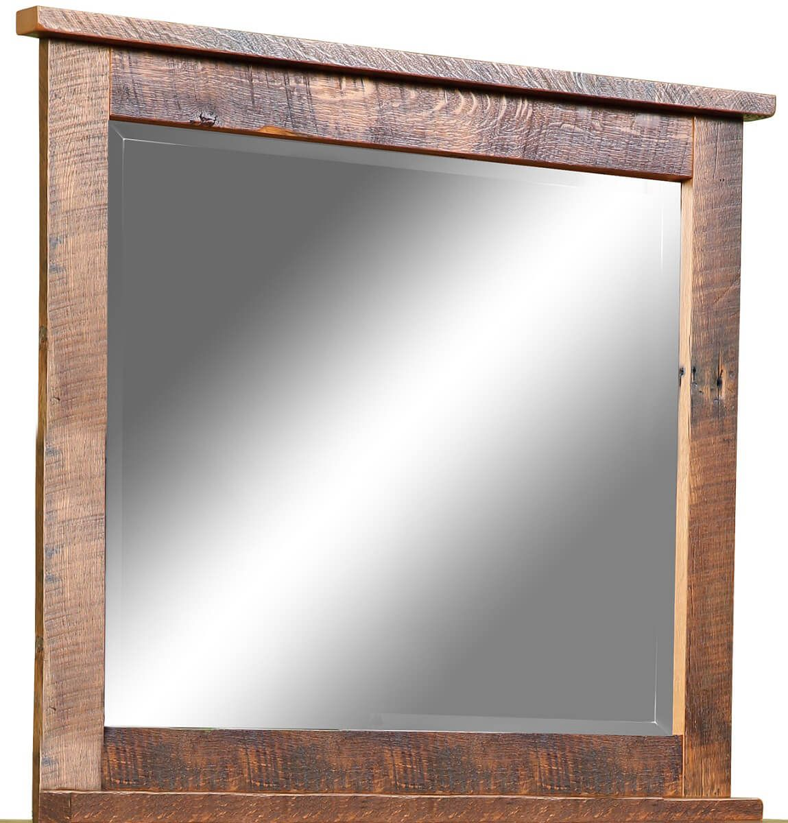 Beveled Mirror is Included