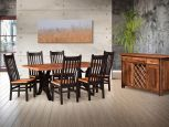 Crenshaw Reclaimed Dining Set