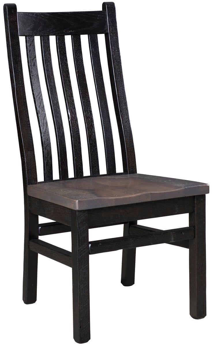 Two Tone Barnwood Chair