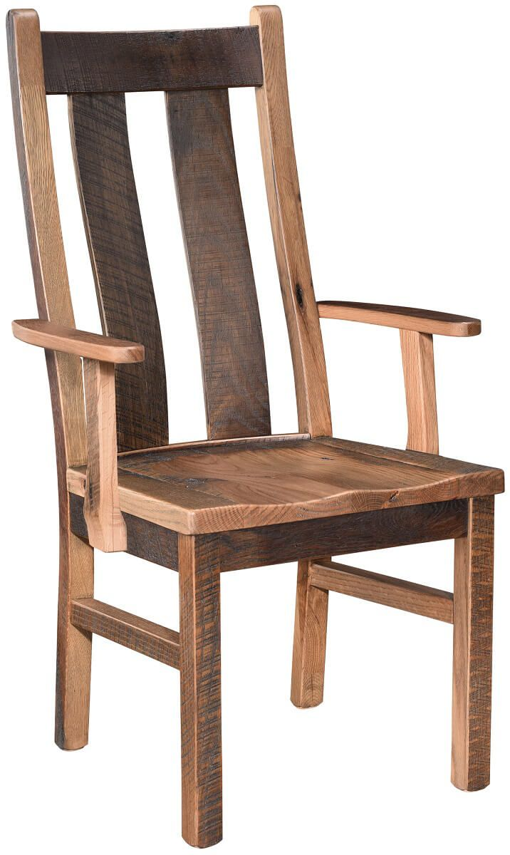 Croydon Reclaimed Dining Arm Chair