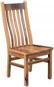 Flagstaff Reclaimed Mission Chair